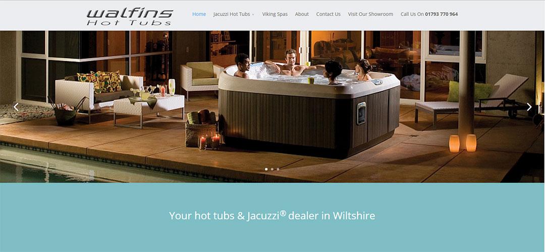Jacuzzi® & Hot Tub Chemicals Swindon