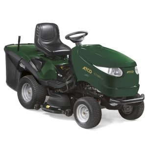 Ride-On Mowers & Lawn Tractors