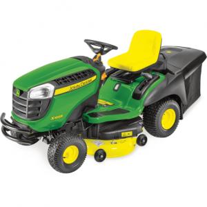 John Deere X166R Lawn Tractor